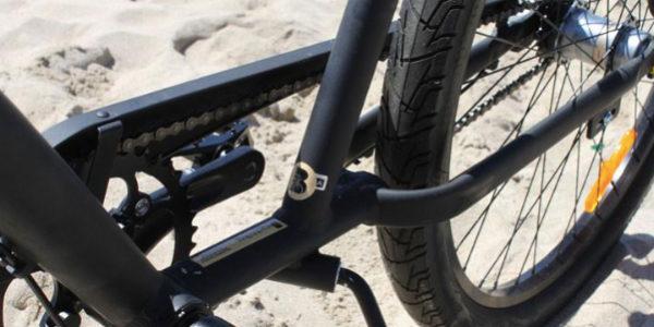 Bike Stolen near Pequot