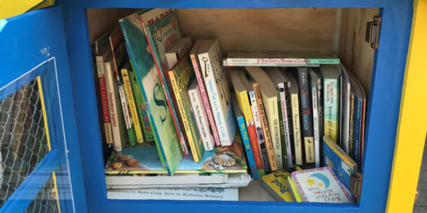Fishers Island Library launches its 1st Little Free Library
