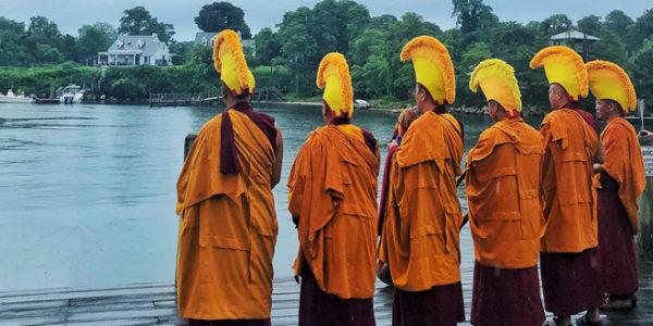 Sacred Arts Tour and Tibetan Monks Visit to Fishers Island