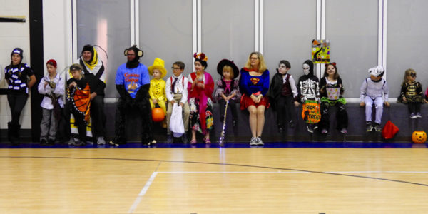 Halloween Parade hosted by IPP