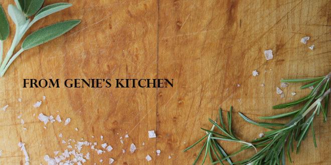 Seasonal Recipe Favorites: An Appetite Coming Out of Hibernation