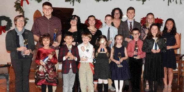 6th Annual Piano Recital