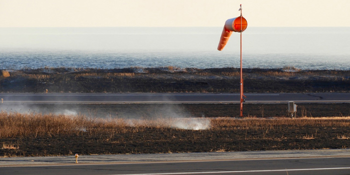 Firefighters complete Controlled Burn for Parade Ground Habitat
