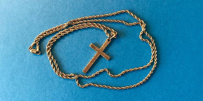Found: Gold Cross