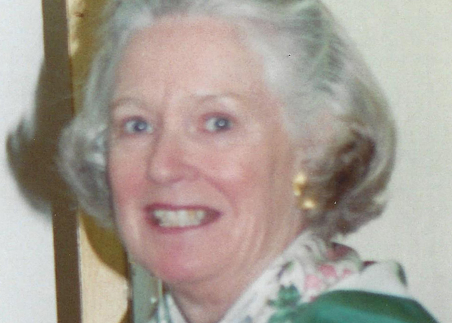 IN MEMORIAM: Elisabeth Ross Reed Carter