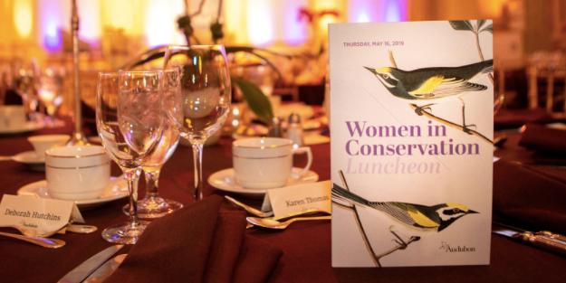 2019 Rachel Carson Award honoree Rose Harvey recognizes Ellen Kelly