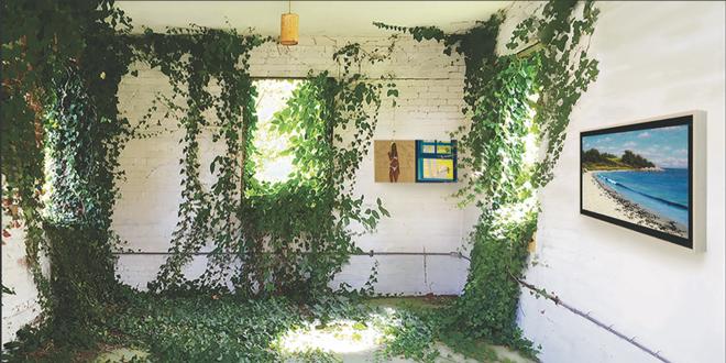 An Art Project: Jeff Carpenter & Shelly Lamborn
