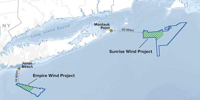 Cuomo Approves 2 Wind Farms Off Long Island Coast