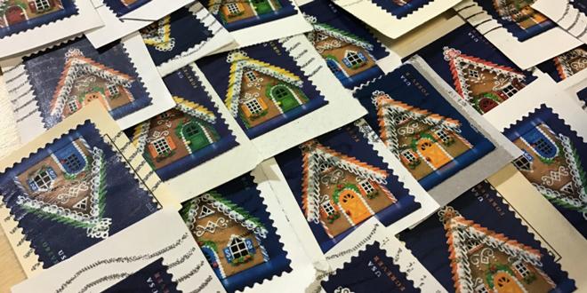 Housing for Post Master