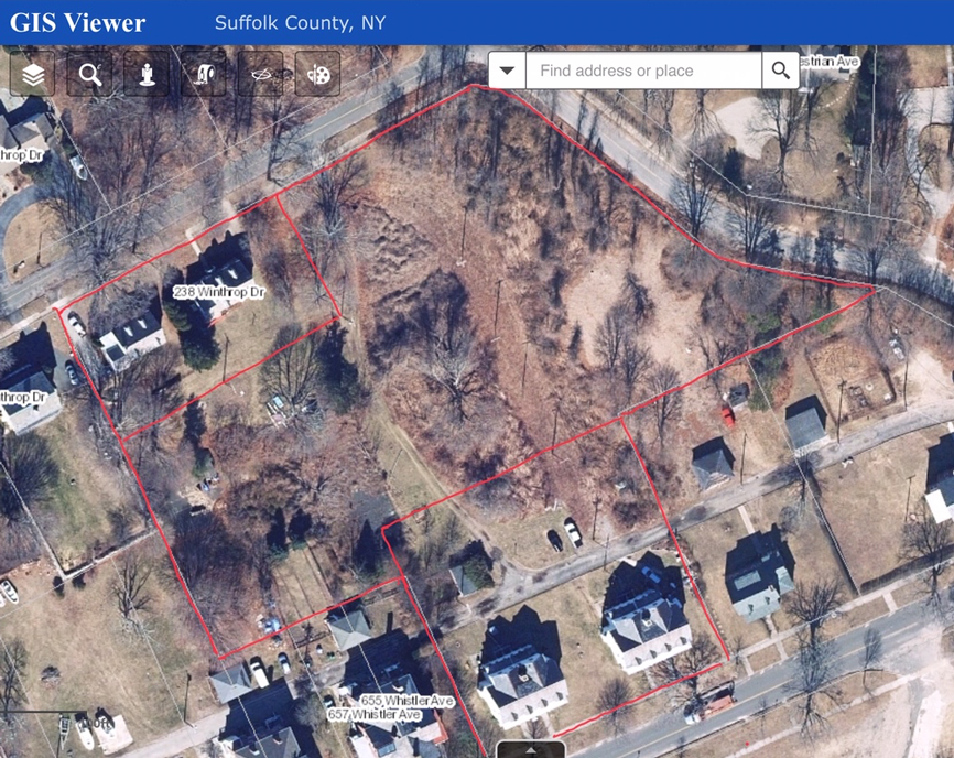 Change of Zone Application by Walsh Park re: FI School Property
