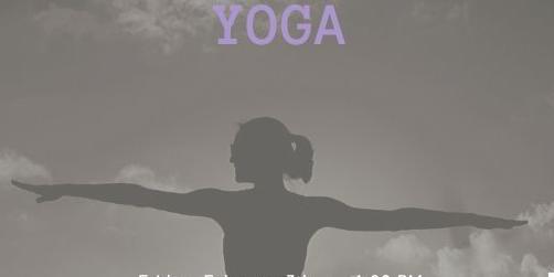 FICC February Yoga Classes