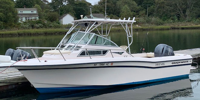 For Sale: Grady White Seafarer