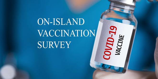 IHP on-Island COVID-19 Vaccination Survey