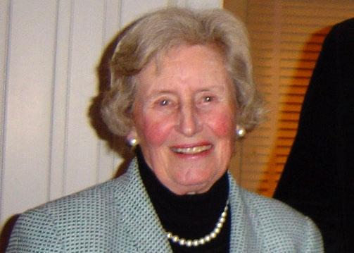 IN MEMORIAM: Elsie W. Parsons