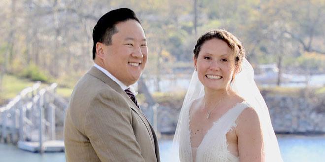 Wedding: Wallis Gaillard and Matt Goss